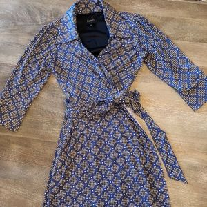 Laundry by shell segal wrap dress